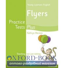Учебник Cambridge Young Learners English Practice Tests Plus Flyers Students Book ISBN 9781408296554