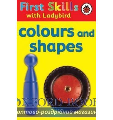 Книга Colours and Shapes ISBN 9781409310297
