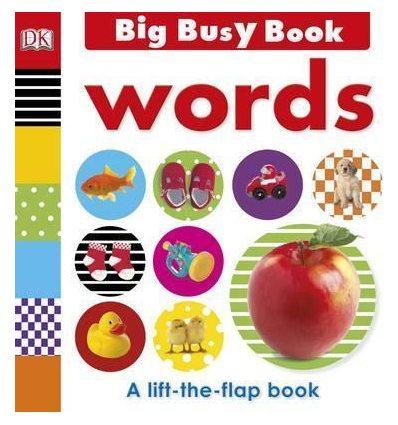 Книга Big Busy Book. Words ISBN 9781409334934