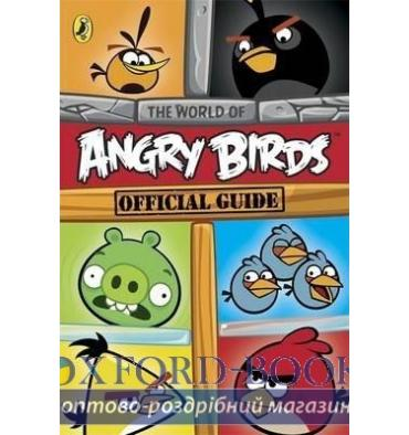 Книга The World of Angry Birds Official Guide ISBN 9781409392699
