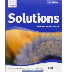 Solutions Advanced: Student's Book