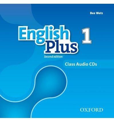 English Plus 1: Class Audio CDs (3)