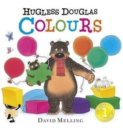 Книга Colours Melling, D. ISBN 9781444924527