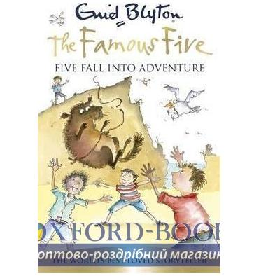 Книга Famous Five Book09: Five Fall into Adventure ISBN 9781444924916