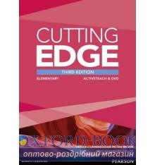 Книга Cutting Edge 3rd ed Elementary ActiveTeach CD ISBN 9781447906322
