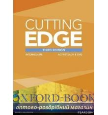 Книга Cutting Edge 3rd ed Intermediate ActiveTeach CD ISBN 9781447906438