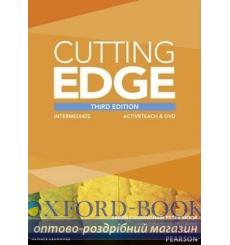Книга Cutting Edge 3rd ed Intermediate ActiveTeach CD ISBN 9781447906438 купить Киев Украина