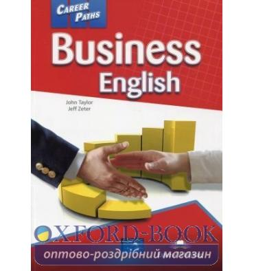 Учебник Career Paths Business English Students Book (Esp) ISBN 9781471562464