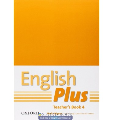 English Plus 4: Teacher's Book with Photocopiable Resources
