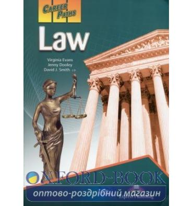 Учебник Career Paths Law (Esp) Students Book ISBN 9781471562730