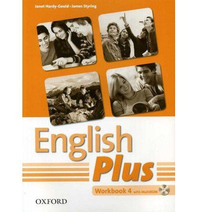 English Plus 4: Workbook with MultiROM
