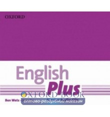 Диск English Plus Starter Class Audio CDs (2) ISBN 9780194749138
