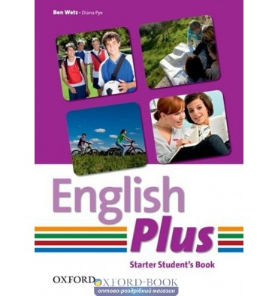 English Plus Starter: Student's Book