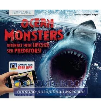 Книга iExplore. Ocean Monsters ISBN 9781783122332