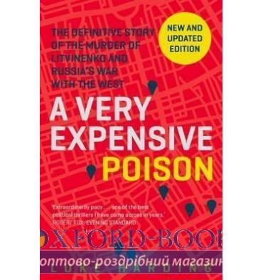 Книга A Very Expensive Poison Harding, L. ISBN 9781783350940
