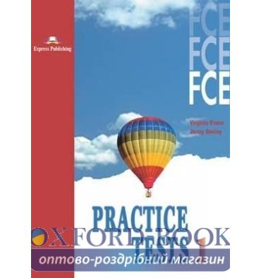 Книга Fce Practice Tests 1 Students ISBN 9781842168059