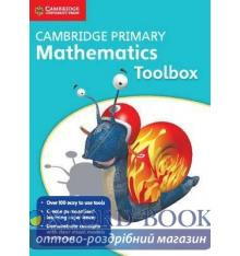 Cambridge Primary Mathematics Toolbox DVD-ROM ISBN 9781845652814
