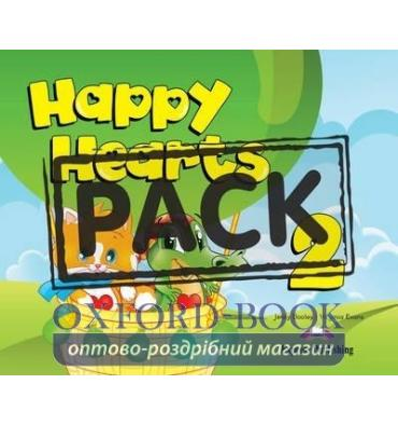Учебник Happy Hearts 2 Pupils Book ISBN 9781849745246