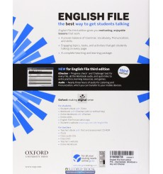 English File Pre-Intermediate: Workbook with Key with iChecker CD-ROM
