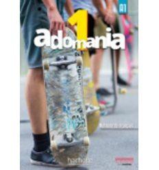 Adomania 1 Livre + DVD-ROM ISBN 9782014015225