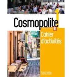 Cosmopolite 1 Cahier + CD audio ISBN 9782014015980