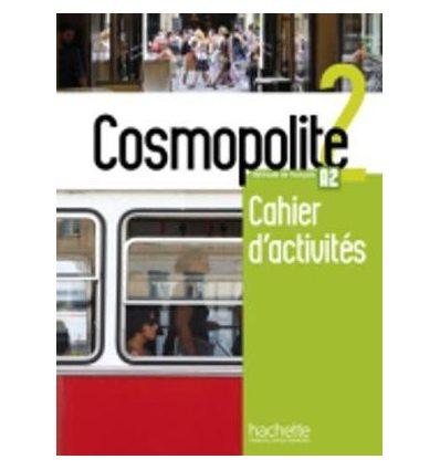 Cosmopolite 2 Cahier + CD audio ISBN 9782015135342