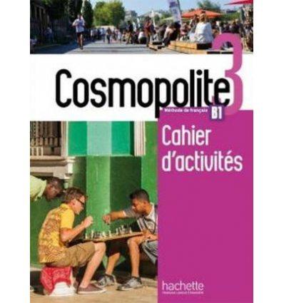 Cosmopolite 3 Cahier + CD audio ISBN 9782015135489