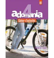 Adomania 4 Cahier + CD audio ISBN 9782016252727