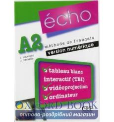 Книга для учителя Echo a2 teachers book 9782090324945 купить Киев Украина