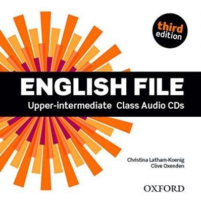 English File Upper-Intermediate: Class Audio CDs (5)