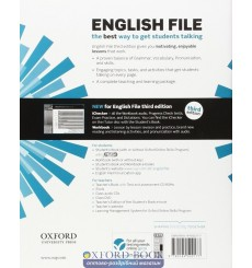 English File Advanced Workbook with Key with iChecker CD-ROM