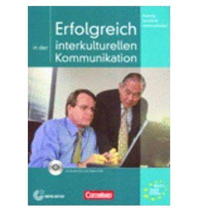 Учебник Erfolgreich in der interkulturellen Kommunikation Kursbuch mit CD&DVD ISBN 9783060202669