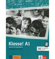 Тетрадь Klasse a1 Ubungsbuch 9783126071208
