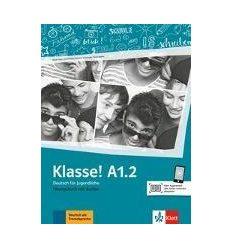 Тетрадь Klasse a1.2 Ubungsbuch 9783126071246