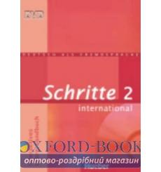Книга Schritte International 2 (a1.2) Interaktives LHB DVD-ROM 9783192218521 купить Киев Украина