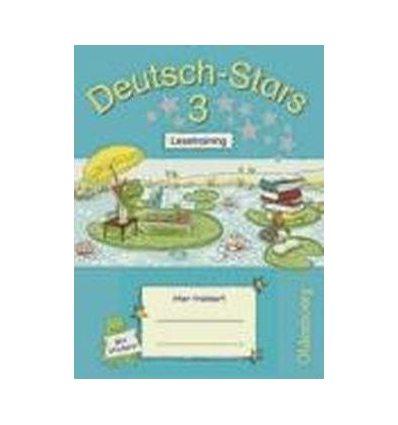 Книга Deutsch-Stars 3 Lesetraining ISBN 9783637008755