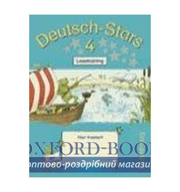 Книга Deutsch-Stars 4 Lesetraining ISBN 9783637008762