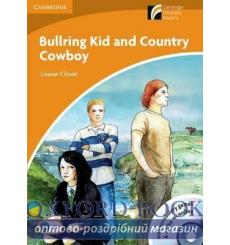 Рабочая тетрадь CDR 4 Bullring Kid and Country Coworkbookoy: Book with CD-ROM/Audio CDs (2) Pack Clover, L ISBN 9788483234938...