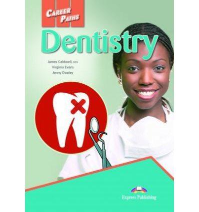 Учебник Career Paths Dentistry (Esp) Students Book ISBN 9781471562563