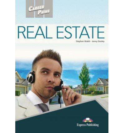 Учебник Career Paths Real Estate ( Esp) Students Book ISBN 9781471577062