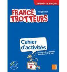 Книга France-trotteurs 1 Cahier ISBN 9789953312613