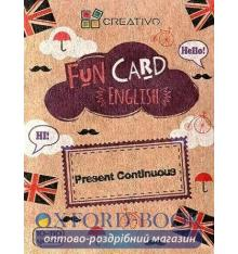 Картки Fun Card English: Present Continuous ISBN 9788366122208