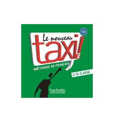 Le Nouveau Taxi! 2 CD Classe ISBN 3095561958058