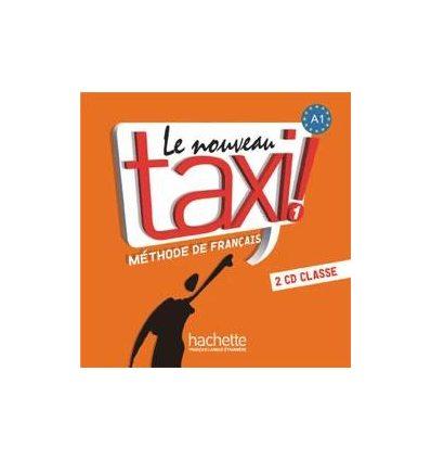 Le Nouveau Taxi! 1 CD Classe ISBN 3095561958041