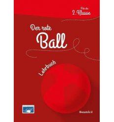Учебник Der Rote Ball Lehrbuch 9789606710193