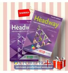 Книги New Headway Upper-intermediate Students book & workbook (комплект: учебник и рабочая тетрадь) Oxford University Press
