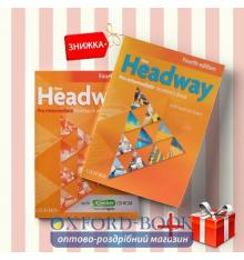Книги New Headway Pre-intermediate Students book & workbook (комплект: учебник и рабочая тетрадь) Oxford University Press