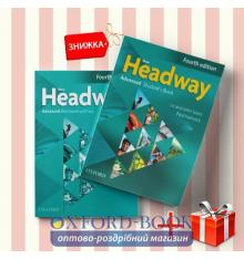 Книги New Headway Advanced Students book & workbook (комплект: учебник и рабочая тетрадь) Oxford University Press