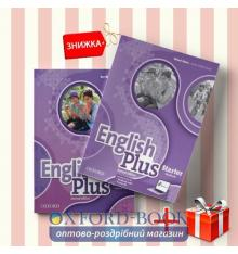 Книги English Plus Starter Students book & workbook (комплект: учебник и рабочая тетрадь) Oxford University Press