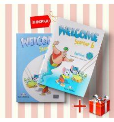 Книги Welcome Starter B Pupils book & activity book (комплект: учебник и рабочая тетрадь) Express Publishing